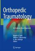 Orthopedic Traumatology (eBook, PDF)