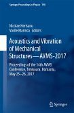 Acoustics and Vibration of Mechanical Structures-AVMS-2017 (eBook, PDF)