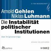 Die Instabilität politischer Institutionen (MP3-Download)