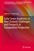 Early Career Academics in New Zealand: Challenges and Prospects in Comparative Perspective (eBook, PDF)