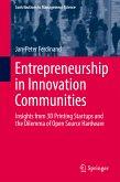 Entrepreneurship in Innovation Communities (eBook, PDF)