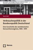 Verbraucherpolitik in der Bundesrepublik Deutschland (eBook, PDF)