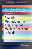 Analytical Methods for the Assessment of Maillard Reactions in Foods (eBook, PDF)
