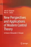 New Perspectives and Applications of Modern Control Theory (eBook, PDF)