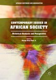 Contemporary Issues in African Society (eBook, PDF)