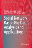 Social Network Based Big Data Analysis and Applications (eBook, PDF)