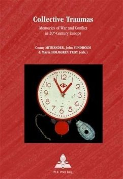 Collective Traumas (eBook, PDF)