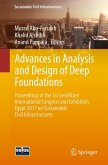 Advances in Analysis and Design of Deep Foundations (eBook, PDF)