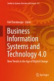 Business Information Systems and Technology 4.0 (eBook, PDF)