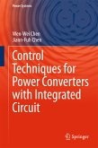 Control Techniques for Power Converters with Integrated Circuit (eBook, PDF)