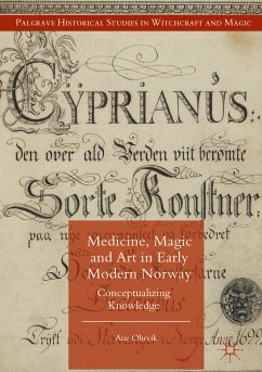 Medicine, Magic and Art in Early Modern Norway (eBook, PDF)