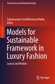 Models for Sustainable Framework in Luxury Fashion (eBook, PDF)