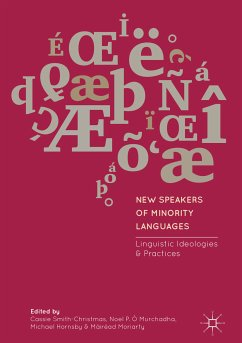New Speakers of Minority Languages (eBook, PDF)