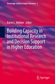 Building Capacity in Institutional Research and Decision Support in Higher Education (eBook, PDF)