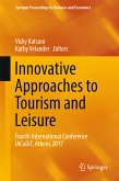 Innovative Approaches to Tourism and Leisure (eBook, PDF)