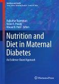 Nutrition and Diet in Maternal Diabetes (eBook, PDF)