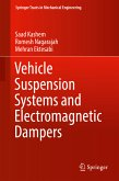 Vehicle Suspension Systems and Electromagnetic Dampers (eBook, PDF)