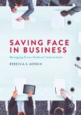 Saving Face in Business (eBook, PDF)