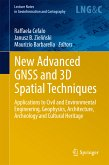 New Advanced GNSS and 3D Spatial Techniques (eBook, PDF)