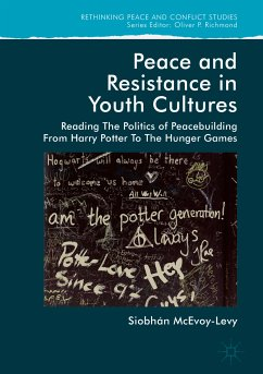 Peace and Resistance in Youth Cultures (eBook, PDF)