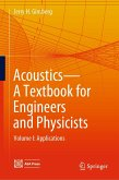Acoustics-A Textbook for Engineers and Physicists (eBook, PDF)