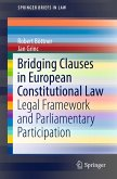 Bridging Clauses in European Constitutional Law (eBook, PDF)