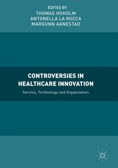 Controversies in Healthcare Innovation (eBook, PDF)
