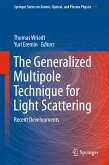The Generalized Multipole Technique for Light Scattering (eBook, PDF)
