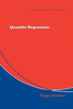 Quantile Regression (eBook, ePUB) - Koenker, Roger