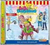 Bibi Blocksberg - Das wilde Schlittenrenen, 1 Audio-CD