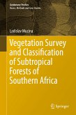 Vegetation Survey and Classification of Subtropical Forests of Southern Africa (eBook, PDF)