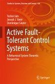 Active Fault-Tolerant Control Systems (eBook, PDF)