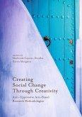 Creating Social Change Through Creativity (eBook, PDF)