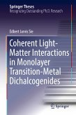 Coherent Light-Matter Interactions in Monolayer Transition-Metal Dichalcogenides (eBook, PDF)