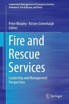 Fire and Rescue Services (eBook, PDF)