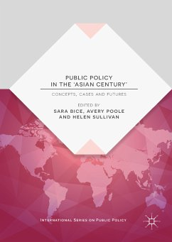 Public Policy in the 'Asian Century' (eBook, PDF)