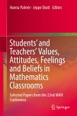 Students' and Teachers' Values, Attitudes, Feelings and Beliefs in Mathematics Classrooms (eBook, PDF)