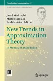 New Trends in Approximation Theory (eBook, PDF)