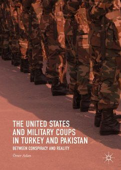 The United States and Military Coups in Turkey and Pakistan (eBook, PDF) - Aslan, Ömer