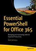 Essential PowerShell for Office 365 (eBook, PDF)