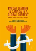 Payday Lending in Canada in a Global Context (eBook, PDF)