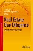 Real Estate Due Diligence (eBook, PDF)