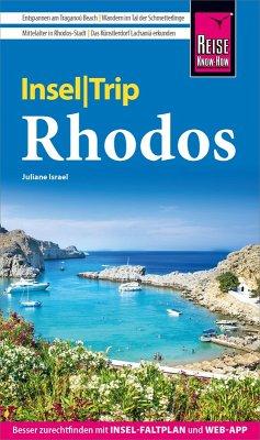 Reise Know-How InselTrip Rhodos (eBook, PDF) - Israel, Juliane