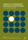 Morality, Governance, and Social Institutions (eBook, PDF)