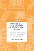 Working Class Girls, Education and Post-Industrial Britain (eBook, PDF)