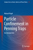 Particle Confinement in Penning Traps (eBook, PDF)