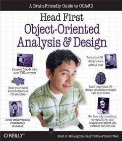 Head First Object-Oriented Analysis and Design (eBook, PDF) - Mclaughlin, Brett