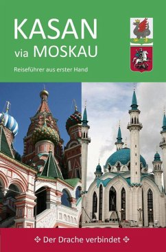 Kasan via Moskau (eBook, ePUB) - Wiegand, Ute