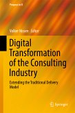 Digital Transformation of the Consulting Industry (eBook, PDF)