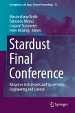 Stardust Final Conference (eBook, PDF)